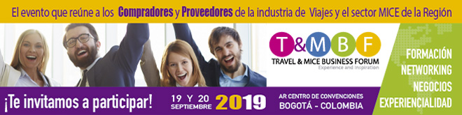 Travel y MICE Business Forum