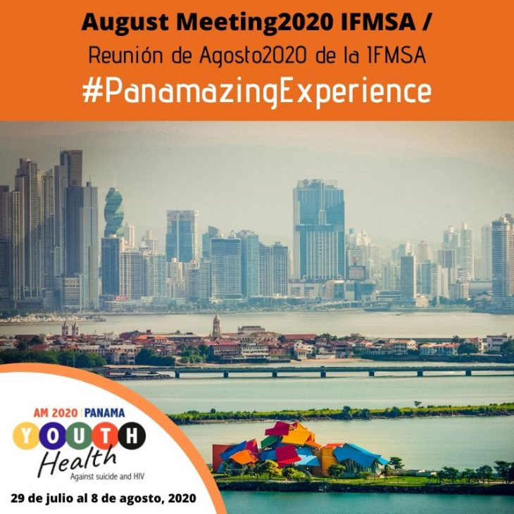 IFMSA AUGUST MEETING 2020 PANAMA