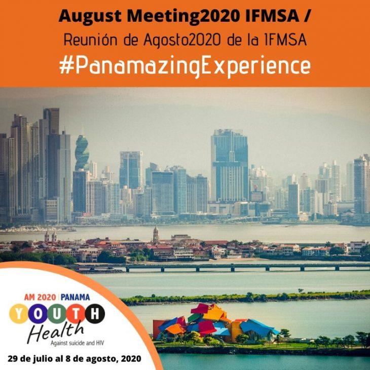 IFMSA AUGUST MEETING 2020 PANAMA