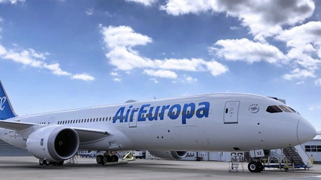 Copa Airlines and Air Europa to share flight codes