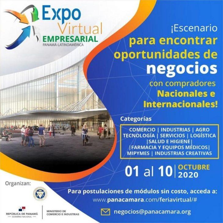 Expo Virtual Empresarial Panamá – Latinoamérica