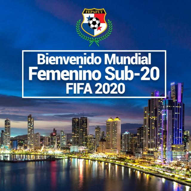 Costa Rica y Panamá organizarán y seran la sedes para la  Copa Mundial Femenina Sub-20  a realizarse en Agosto del 2020.