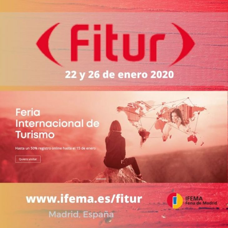 FITUR: Feria Internacional de Turismo de Madrid