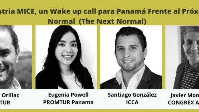"Industria MICE, un ""wake up call"" para Panamá."