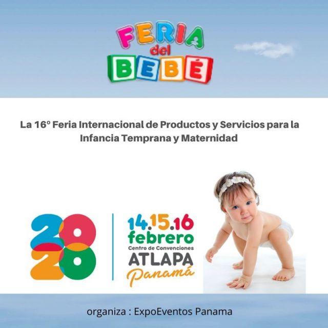 LA 16º  Feria Internacional de productos y servicios para la infancia temprana  y maternidad