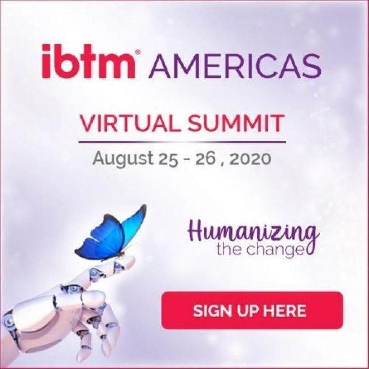 IBTM Americas  Virtual Summit 2020