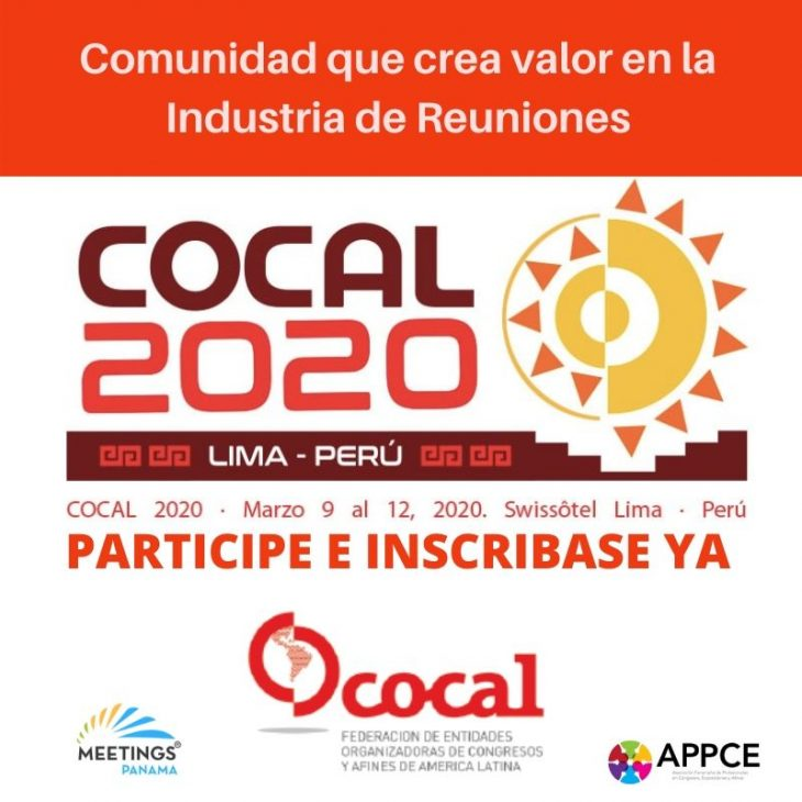 Congreso COCAL 2020