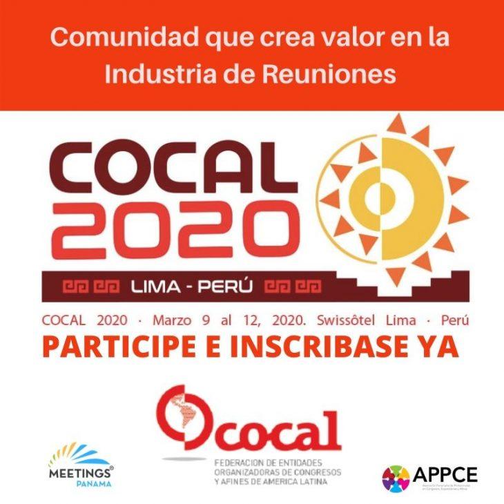Congreso COCAL 2020