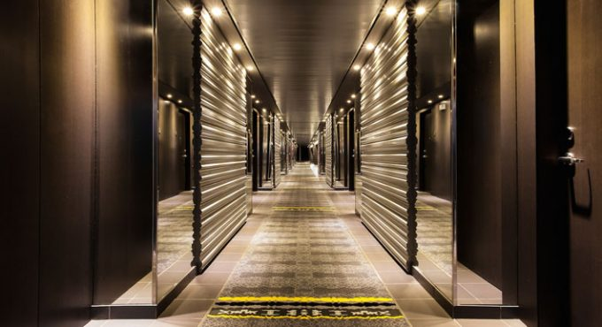Fachada Hotel Sortis Spa & Casino