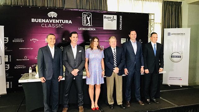 "Says Hotel Hilton Panama: ""PGA Latin American Tour will reinforce Panama's visibility on the golf map"""