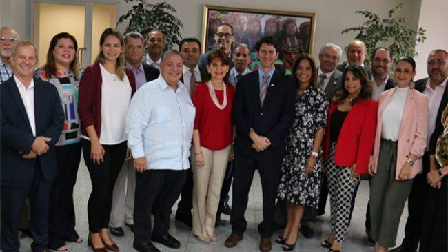 Nuevas autoridades y sector privado del turismo unen fuerzas en Panamá