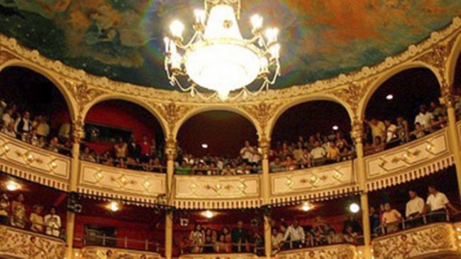 National Theater reopens September 15