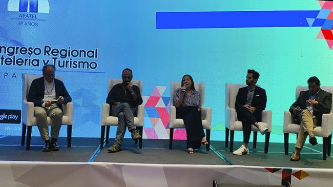 International experts shared tourism-boosting tips with Panamanian professionals